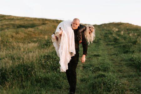 Intimate Cottage Wedding