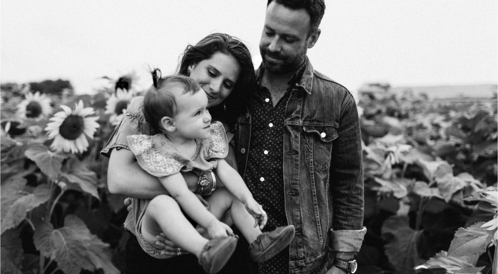 Summer Sunflower Family Photos