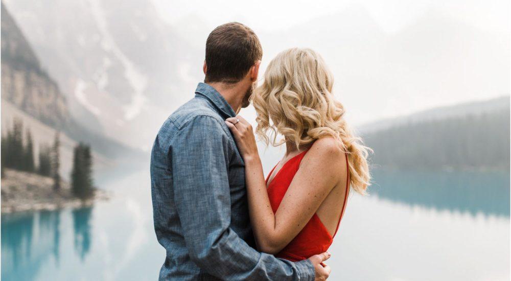 Banff Adventure Engagement