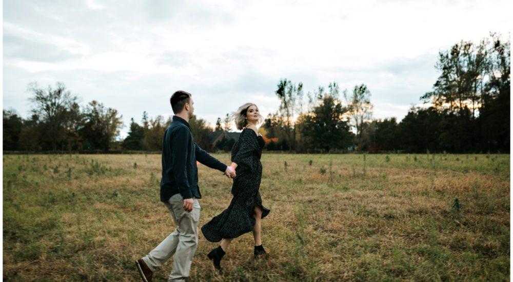Caledon Twilight Engagement Session | Toronto Wedding Photographer