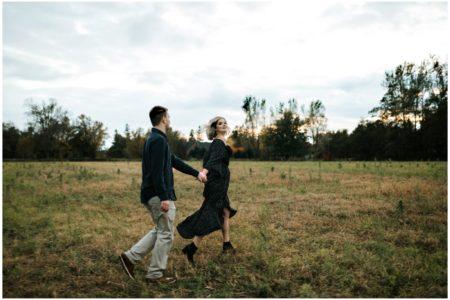 Caledon Twilight Engagement Session   Toronto Wedding Photographer