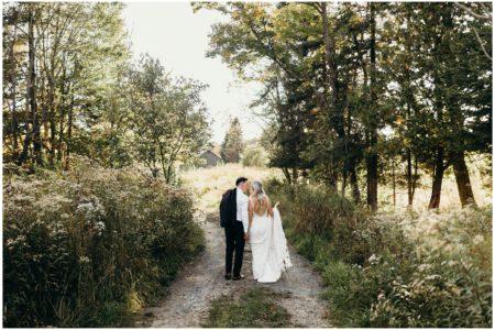 Huntsville Wedding, Hillside Farm | Muskoka Wedding Photographer