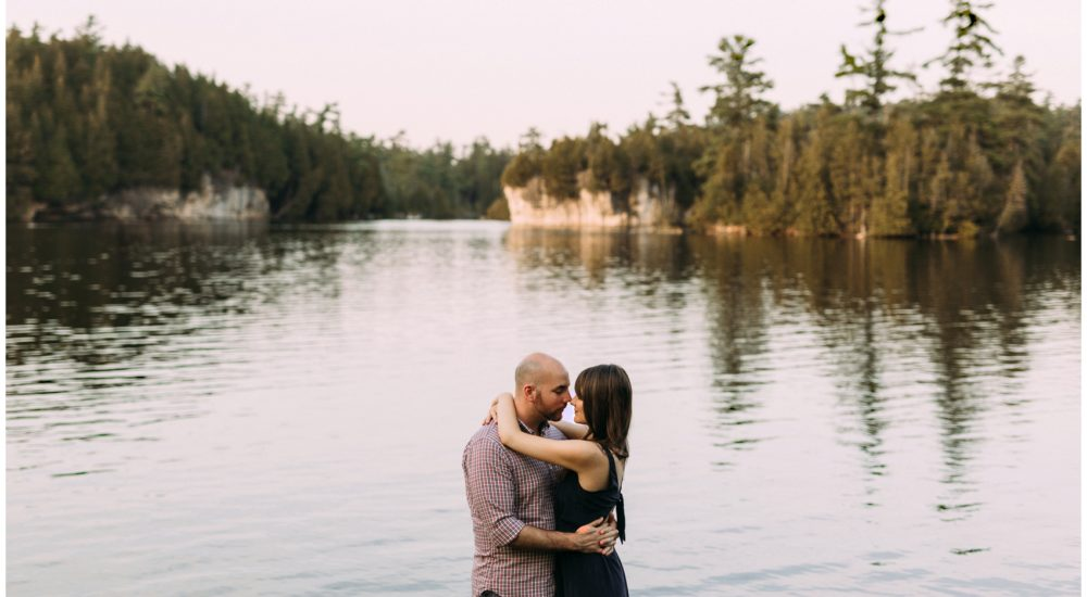 Sunset Forest Engagement